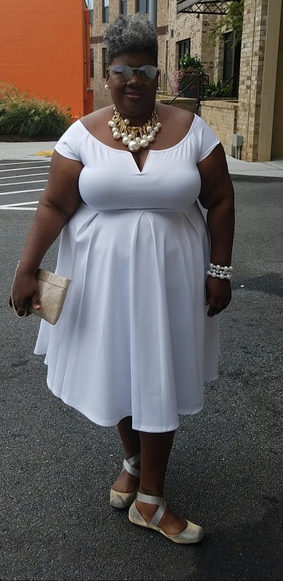 How to Represent At An All White Affair…