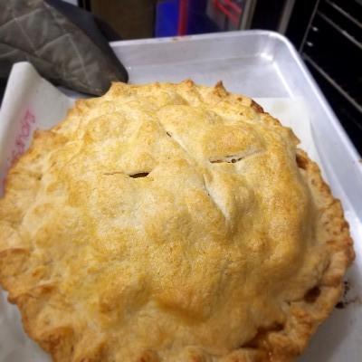 A Lesson In Pie…Crave Pie Studio